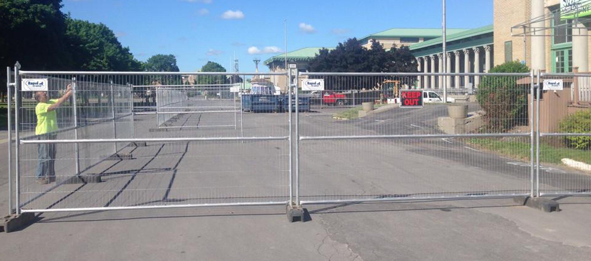Temporary Fencing Watertown Fencing Temporary